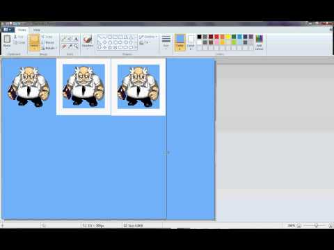 RPG Maker VX Tutorial = Bigger Sprites