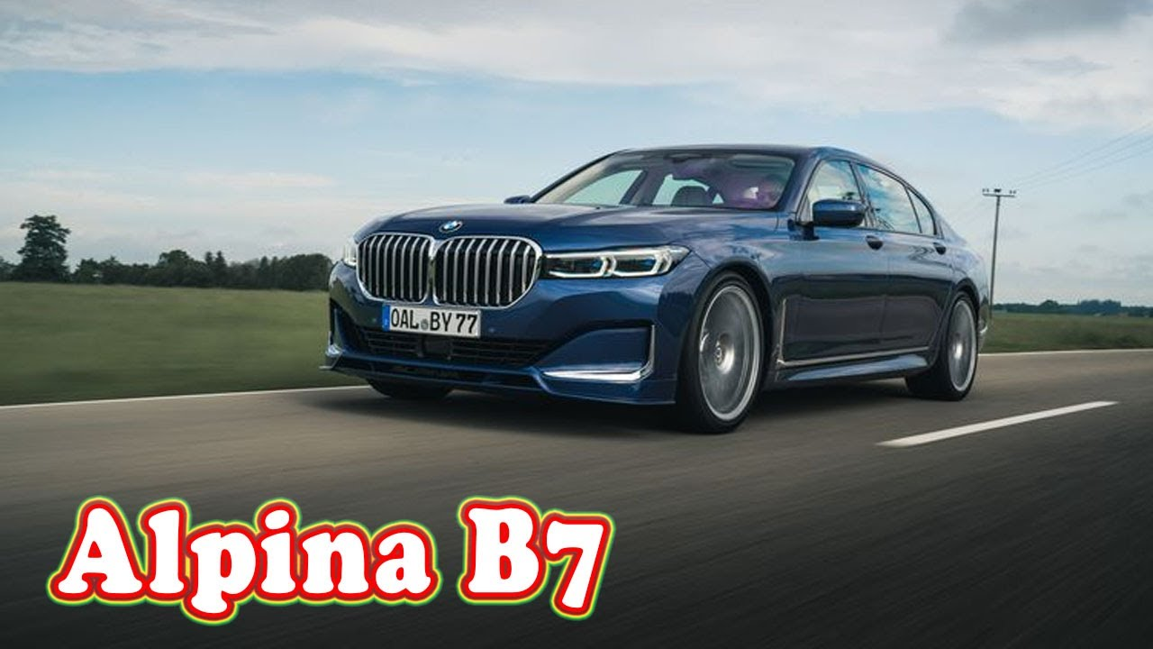 2021 bmw alpina b7 xdrive  2021 bmw alpina b7 review