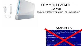 TUTO : Comment hacker sa WII avec Homebrew Channel et Riivolution