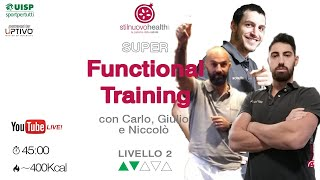 Functional Training - Livello 2 - 2 (Live)
