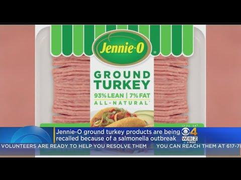 Carmen - Salmonella Outbreak Causes Raw Turkey Recall