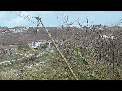 After Hurricane IRMA HIT ANGUILLA 14