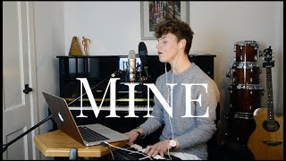 Mine - Bazzi (Cover)