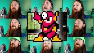 Repeat youtube video Mega Man 2 - Metal Man Acapella