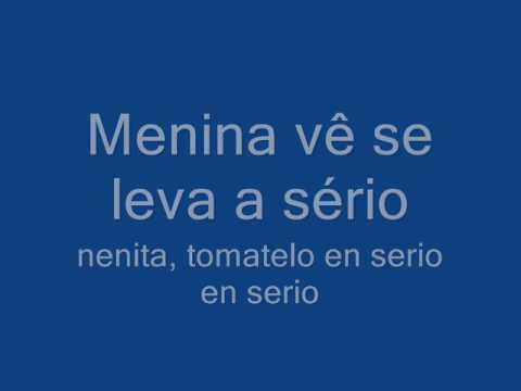 ficar por ficar- victor e leo- con letra en español y portugues