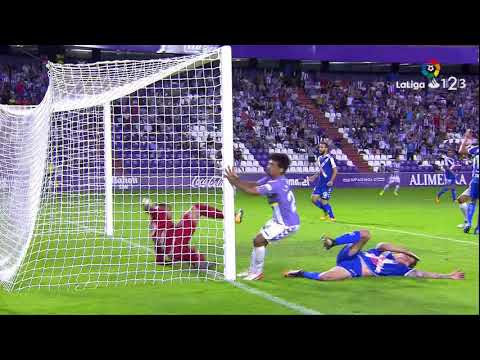 Resumen de Real Valladolid vs CD Tenerife (2-0)