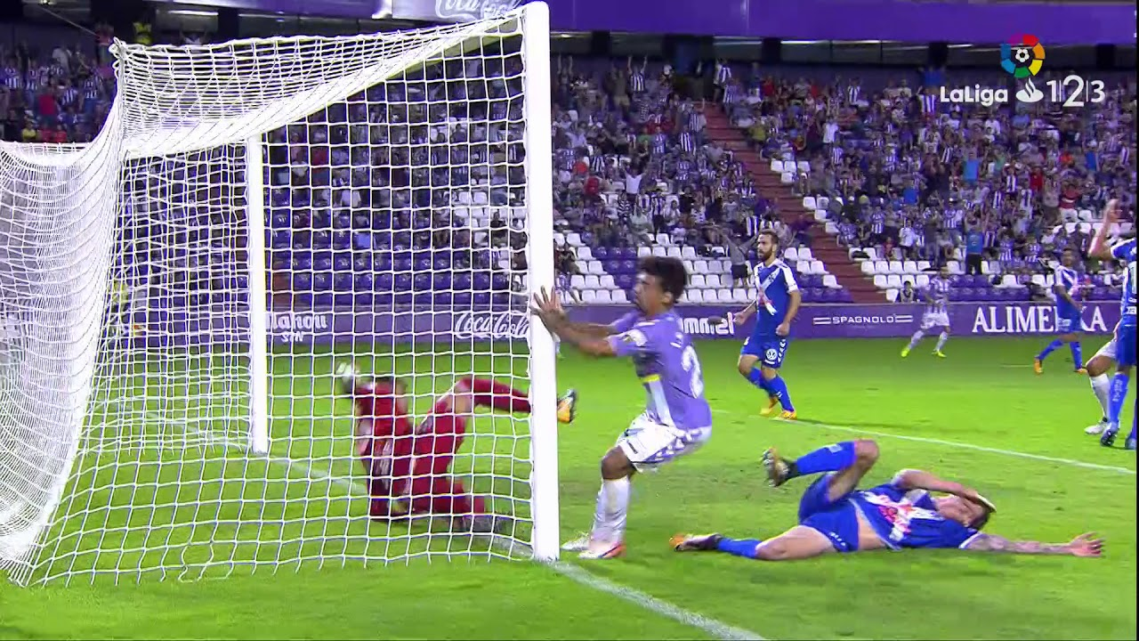 Real Valladolid 2-0 Tenerife