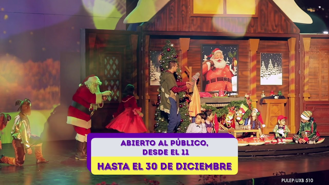 """Te invitamos a nuestro Espectáculo de Navidad Noel 2019: """"El Regalo Secreto"""" 🎅🏻🎁🎄"""