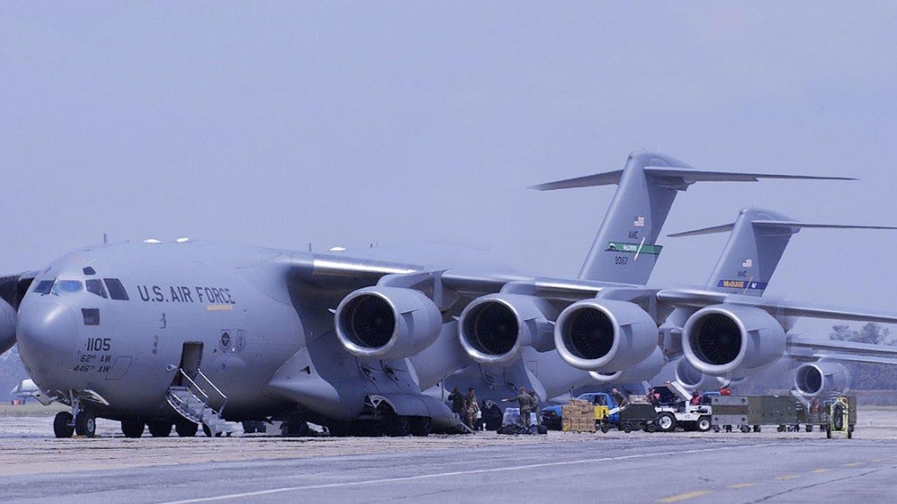 Military Cargo Plane | www.pixshark.com - Images Galleries ...