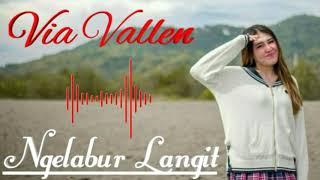 Ngelabur Langit ~ Via Vallen ( audio vision)