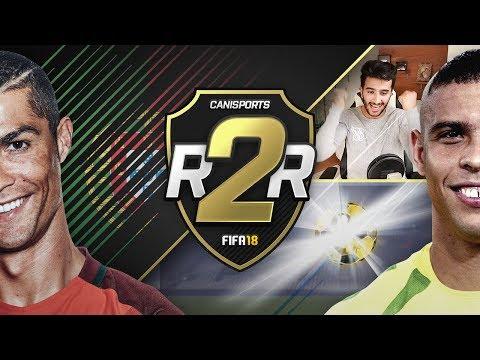 FIFA 18 Road To Ronaldos #6 - FIRST FUT DRAFT EVER! SQUAD BATTLES TIPS & TRICKS!