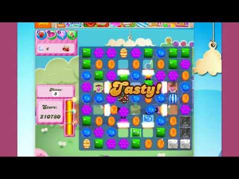 Candy Crush Saga Level 2824  - no boosters