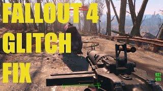 Fallout 4 COMPASS GLITCH/BUG FIX!!! AMD Radeon Crimson Problem with Fallout 4