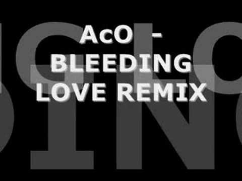 ACO-Bleeding Love Remix