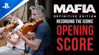 Mafia: Definitive Edition - Recording the Iconic Opening Score | PS4