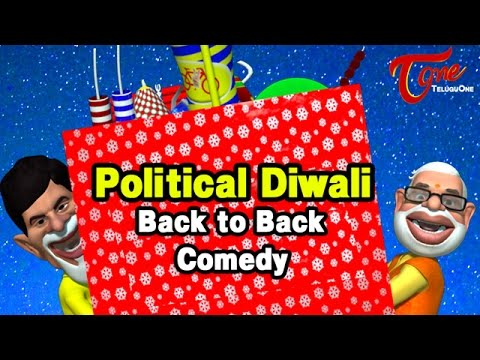 Modi's Political Diwali | Best Animated...