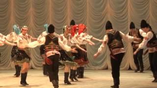Легендарный ансамбль народного танца имени Игоря Моисеева побывал с гастролями в Старом Осколе(, 2015-04-03T13:04:09.000Z)