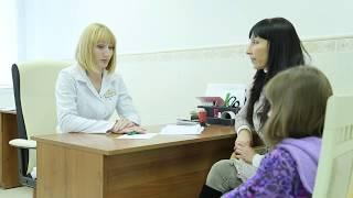 Прием детского гинеколога в