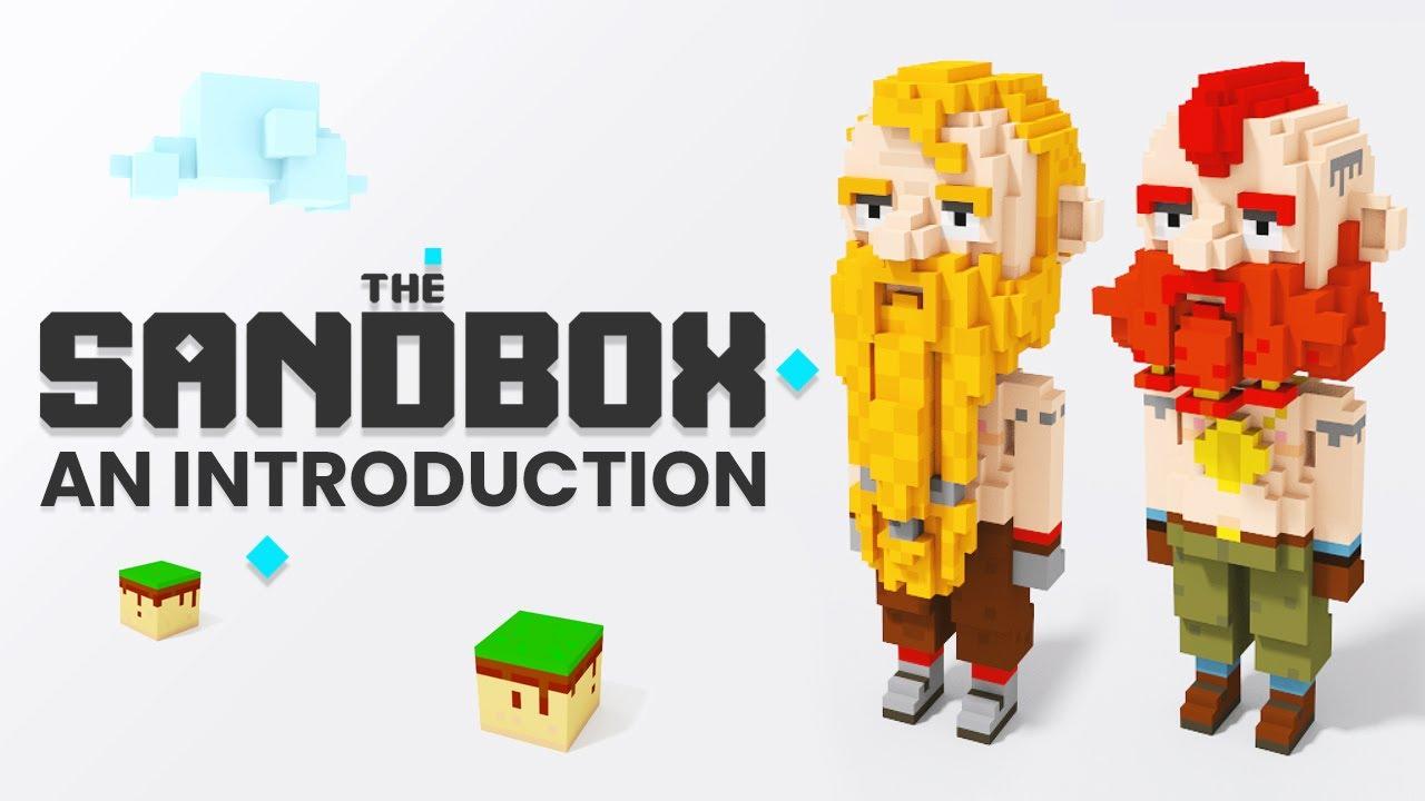 Download The Sandbox Metaverse - How to make money as a creator!