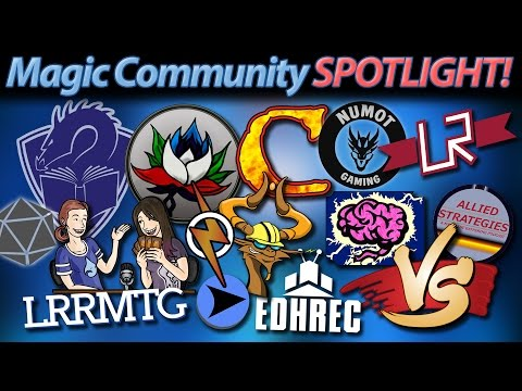 Magic Community SPOTLIGHT! | The Command Zone #157 | Magic: the Gathering Commander/EDH Podcast