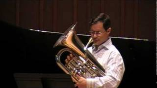 "Euphonium Solo: ""Andante and Allegro"" by Ropartz"