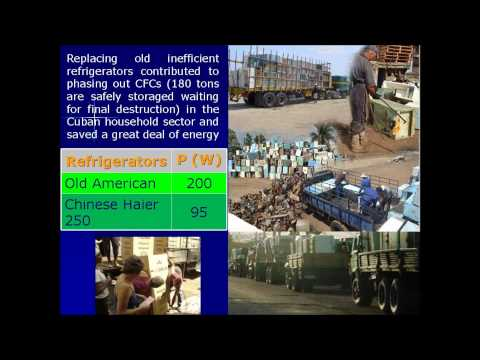 Cuba's Energy Revolution