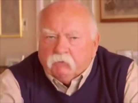 YTP  Wilford Brimley and his Magical Horse