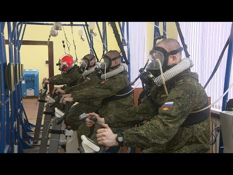 В волгоградский учебный центр инженерных войск поступило новое оборудование