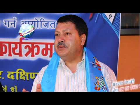 Interview with Bhola prasad Siwakoti ( Secretary, Ministry of Employment and Labour)