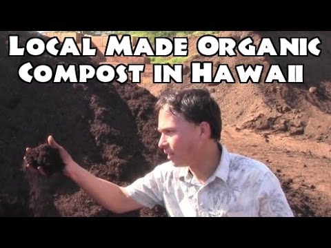 Best Organic Compost in Hawaii for Gardening