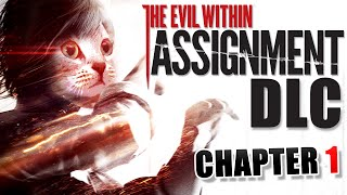 The Evil Within DLC Funny Gameplay - Chapter 1 COMPLETE!