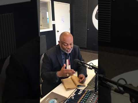 The Commish Radio Show with Ed Gray: Message of the day 4/28/18