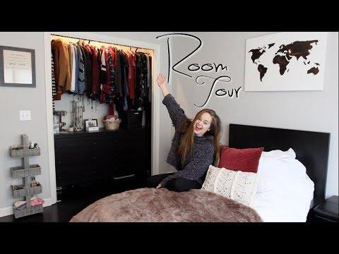 MY NEW ROOM TOUR 2018 | Chelsea Crockett