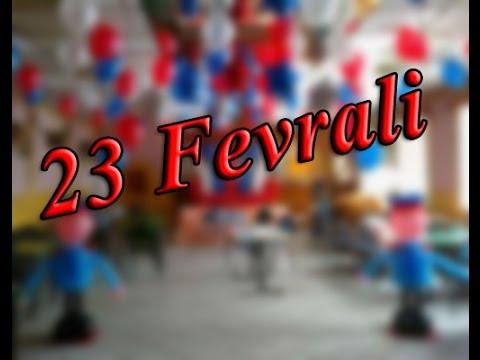23 Февраля-Фигуры из воздушных шаров