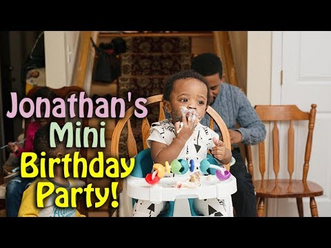 Jonathan's Mini Birthday Party! | 12.10.17 - Season 4