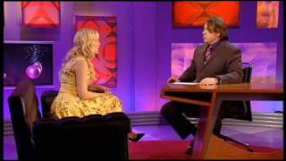 Tori Spelling On Friday Night With Jonathan Ross (1 of 2)