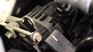 Vérification de l'état d'une Batterie & de l'alternateur part  2~2
