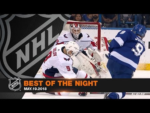 Paquette's early goal, Vasilevskiy's late stops