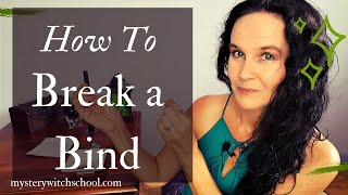 How to break a bİnd - Free Yourself with this Easy Candle and Thread Spell