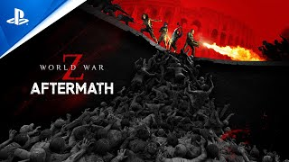World War Z: Aftermath - Launch Trailer | PS5, PS4