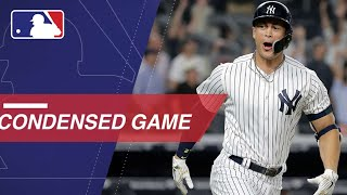 Condensed Game: SEA@NYY - 6/20/18