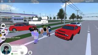 roblox police officer causes major 3 car wreck bad drivers and more