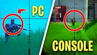 How To Aim on Console BETTER than PC Players on Fortnite