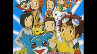 Repeat youtube video Digimon 02 Evolution Theme - Break Up!