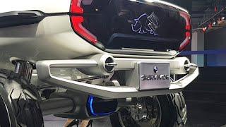 Maruti E-Survivor Concept At Auto Expo 2018