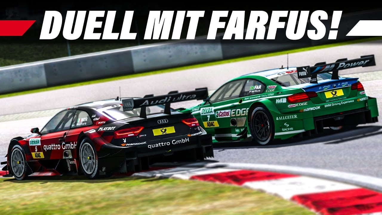 Vr Brille Für Raceroom : Raceroom racing experience u dtm  nürburgring rennen k