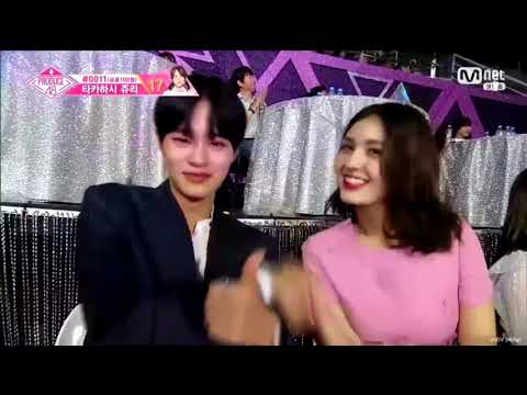 Lee Daehwi X Jeon Somi Moments @Produce48 (finale)