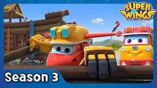 Backpack for Baraka | super wings season 3 | EP18