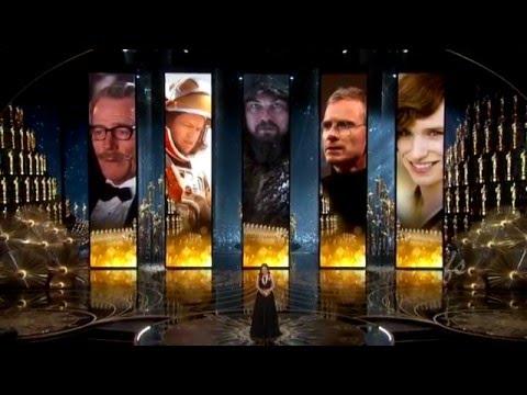 Leonardo DiCaprio - Long road to the Oscar