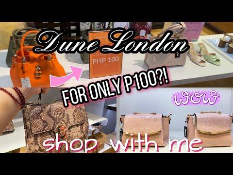 Tig 100 pesos na mga bags! DUNE LONDON BAG REVIEW |#Brandedbag #dunelondon #dunelondonshoes